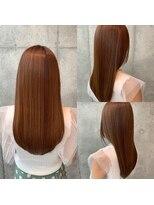 ジーナハーバー(JEANA HARBOR)【髪質改善ストレート】圧倒的なツヤと手触りでサラサラ美髪に!