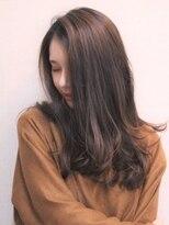 ヘアーライズ 池袋東口店(hair RISE)超自然ストカールロング