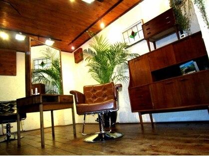 ヘアーワークショップ ジィージ 松戸店(Hair workshop Jieji)の写真
