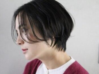 ベター ヘアー(Better hair)の写真/《段原》ハネない。まとまる。朝が楽。ニーズに応える確かな技術力*