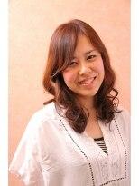 ヘアーズ ムー 藤井寺店(hair's Muu+)ナチュパーマ