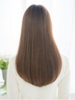ニッチ(Niche)の写真/せっかくのカラーなのに色持ちが…Nicheのオーガニック《ヘナ草木染め》なら色もち◎キレイな髪をKEEP☆