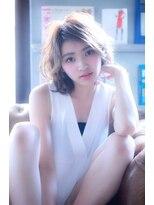 LOVELEY 『グレージュ』スポンテニアス☆599