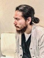 Men'sLong.beard.style.Hommehair2nd櫻井