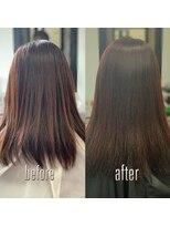 グリーン(Glean)簡単スタイリング♪艶髪ロング