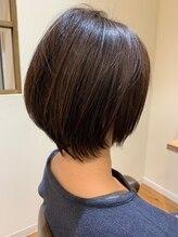 フーヘアーリビング(Fuu Hair Living)似合わせショートヘア