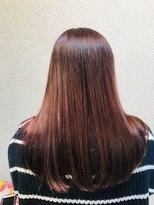 セッションパーゴ(SESSION PAGO)ツヤ髪ピンクブラウン