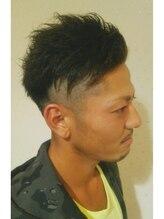ヘアサロン フォーカス 上本郷店(HAIR SALON FOCUS)男気ショートスタイル
