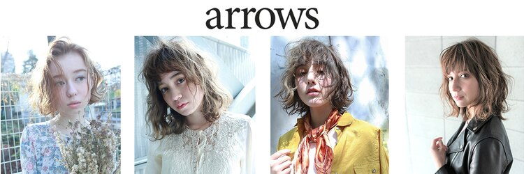 アローズ 池袋店(arrows)のサロンヘッダー