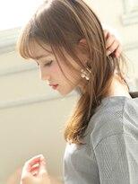 ガレットウメダ(GALETTE UMEDA)#3Dカラー#ハイライトグレージュデザインカラー#ガレット梅田