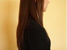 ヘアーズサハラ(HAIR'S SAHARA)の雰囲気(うねりやクセで悩んでいる方に!ナチュラルなストレート!!)