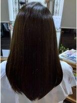 ルフュージュ(hair atelier le refuge)ラメラメトリートメント