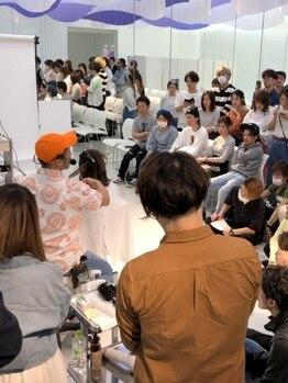エアー ヨコハマ(air YOKOHAMA)の写真/優れたデザイン力とそれを実現する技術力☆アジア最大級【MILBON DA INSPIRE】AWARD受賞Stylistが在籍!