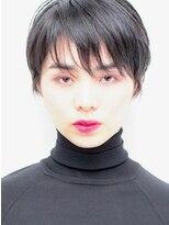 《hair make No.8》マニッシュショート・担当中村
