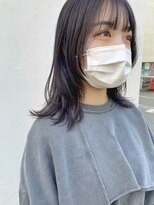 アンメリーアン(Ann merry ann)【stylist hikari】ナチュラルウルフ