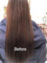 ヘアーカルチャー おゆみ野店(HAIR CULTURE)髪質改善カラー