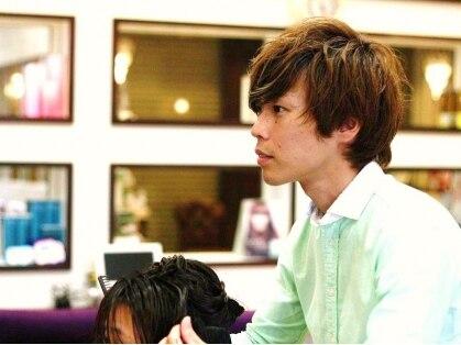 ヘアルーム サイ(hair room SAI)の写真