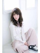 ステラ ヘア モード(Stella hair mode)フレンチセピアなカラーリングが決め手☆うる艶ホイップカール