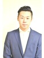 ステップ(STEP)【STEP YOSHI】メンズショートスタイル ビジネスツーブロック