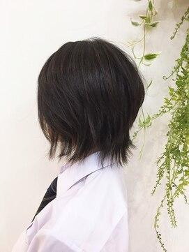 ネオヘアー 曳舟店(NEO Hair)マッシュウルフ(曳舟)