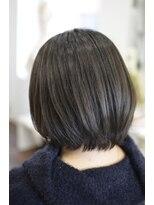 ヘアーデザイン キャンパス(hair design Campus)【落ち着きの中に抜け感がある☆】シャドウグレージュ♪