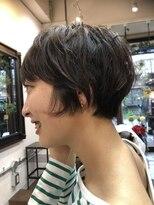 コレット ヘアー 大通(Colette hair)ショート