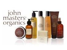 『john masters organics』『product』などの本格オーガニック商品&メニュー