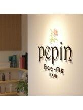 ビームズ ヘアー ペパン(Bee ms HAIR pepin)Bee-ms pepin