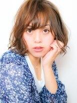 エトネ ヘアーサロン 仙台駅前(eTONe hair salon)【eTONe】カジュアルショートヘア