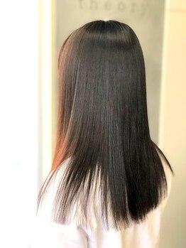 ビーセオリー 砥部店(B.theory)の写真/MAS-4ストレートで本当にくせ毛で悩む人の最後の駆け込み寺!!うねる髪のお悩みはココで解決!!