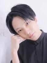 アルバム シンジュク(ALBUM SHINJUKU)トランクスヘアショートレイヤーナチュラル韓流マッシュ_66188