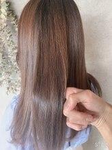 ページボーイ(PAGE BOY)どうぞ感じてください。極上の美髪を♪(髪質改善)