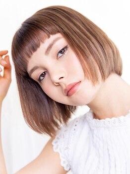 ビューティーアンドケアカロン(Beauty and Care CALON)の写真/【銀座/髪質改善/傷まないカラー】大人女性のお悩みを解決!髪質改善トリートメントで驚きの艶髪に♪