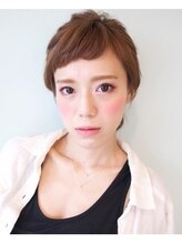 ヘアメイク デュッカ ダイヤモンド(hair make duca diamond)うきうきアレンジ♪
