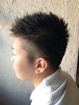 ギミック ヘア ファクトリー(gimmick hair factory)2ブログstyle