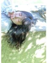 オゥルージュ(Au-rouge noma)【aurouge noma柳瀬香里】春のリラクシーウェーブ