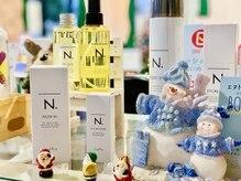 インディゴ ブルー 茂原店(INDIGO BLUE)の雰囲気(人気商品【N.】を始め、多くのヘアケア剤に力を入れています♪)