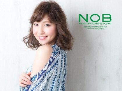 ノブ ヘアデザイン 大船店(NOB hairdesign)の写真