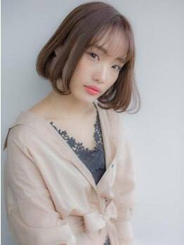 ガレリアエレガンテ 植田店(GALLARIA Elegante)の写真/【植田駅◆NEWOPEN】繰り返し染めるからこそ、優しいものを使用。大人女性の繊細な髪を美しくするサロン♪