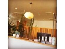 トレフル 和泉中央店(Trefle)の雰囲気(お店を入って頂くと受付になります。)