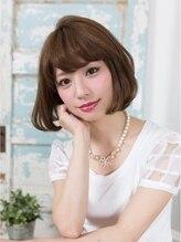 マーブル 河内松原店(Marble)☆クラシカル×フェミニンボブ☆