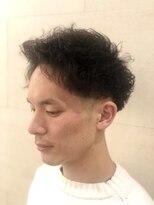 グレイスフル バーバープラチナム 六本木店(Graceful Barber platinum)【理容室】【メンズパーマ】