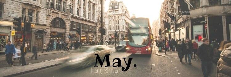 メイ仙台店(May.hair&make)のサロンヘッダー