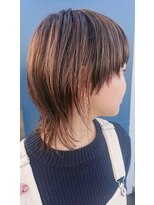 クブヘアー(kubu hair)《Kubu hair》ハイライトネオウルフ