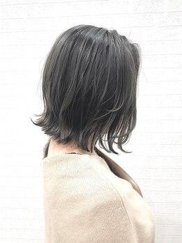 ミミックヘアー(MiMic hair)の写真/【予約殺到!インナーカラー/ハイライト】圧倒的技術×ケアブリーチでダメージ大幅カット☆【桐生美容室】