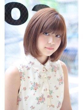 コンプライス 中百舌鳥店(complice)Luciaカラー☆light bob☆