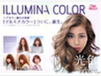 マグヘアー 西田辺店(mag hair)の写真