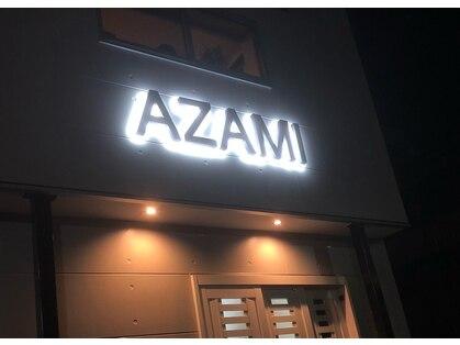 アザミ(AZAMI)の写真