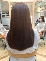 縮毛矯正・髪質改善・tokioトリートメント