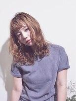バルーンヘアー(BALLOON HAIR)【BALLOON HAIR】カジュアルモテガール/ロブカール